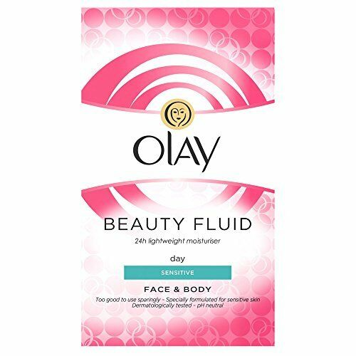OLAY BEAUTY FLUID SENSITIVE DAY FLUID - 100ML