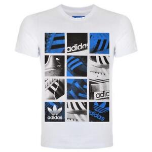 Adidas originals t shirt ebay for Graphic design t shirts uk