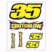 Cal Crutchlow Stickers