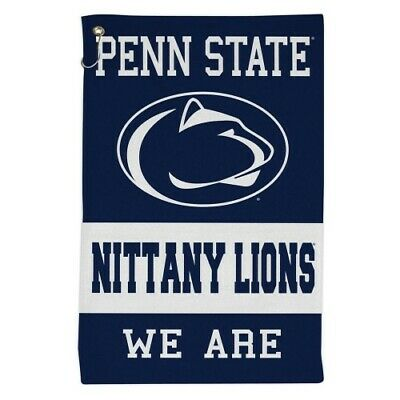 PENN STATE NITTANY LIONS ALL PURPOSE GOLF TAILGATE TOWEL 16