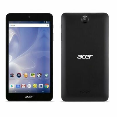 """Acer Iconia One 7 B1-780 7"""" IPS Touchscreen Tablet (Black) 1 GB RAM, 16 GB"""