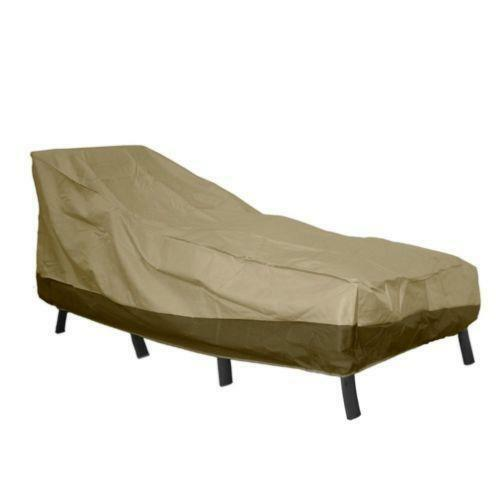 Chaise lounge cover ebay for Chaise covers indoors