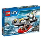 City Ship/Boat LEGO Complete Sets & Packs