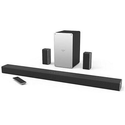 VIZIO - 5.1 Channel Sound Bar System with 5-1/4