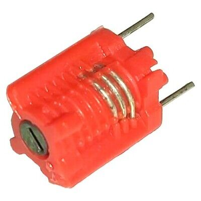 Coilcraft Tunable Rf Coils 0.062-0.078mh Variable Inductor Choke
