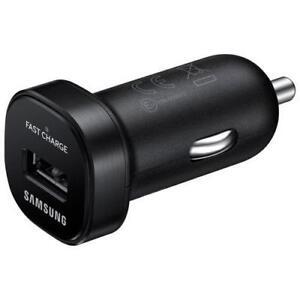 Samsung EP-LN930CBEGCA Adaptive Fast Charging USB Car Charger (Open Box)