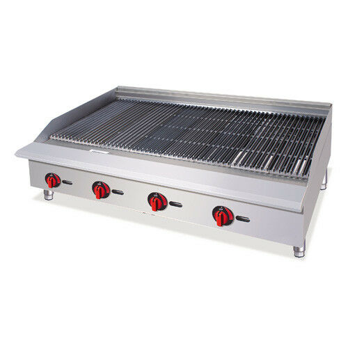 "Central Restaurant CBR-24 24"" Gas Charbroiler"