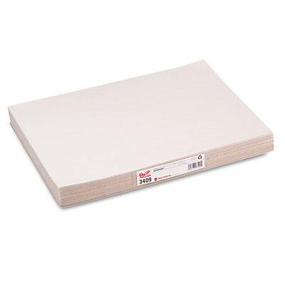 Newsprint Paper 12x18 500shts 5rmct White Pac3409