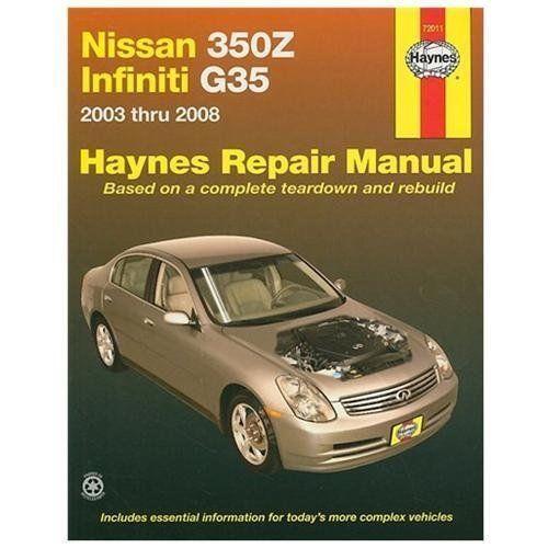 2004 g35 service manual