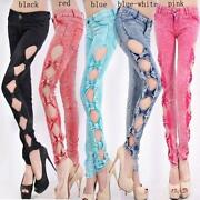 Side Bow Jeans