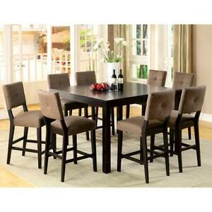 9 piece counter height dining sets - Dining Room Table Height