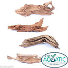 Wood All Water Types Unbranded Aquarium Decorations with Natural/Genuine