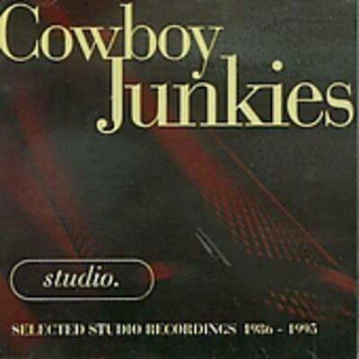Studio: Selected Studio Records, Cowboy Junkies, Good