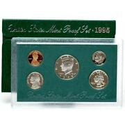 United States Mint Proof Set 1995