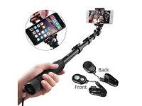 Arespark Professional Durable Selfie Stick