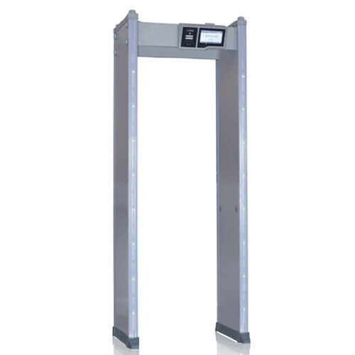 Commercial Walk Through Metal Detector - 33 Zone - 2 Year Manufacturers Warranty