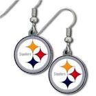Pittsburgh Steelers NFL Earrings