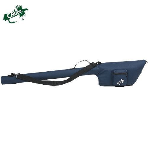 """New Caddis 44"""" Spin Combo Rod and Reel Case, Blue SCC/44"""