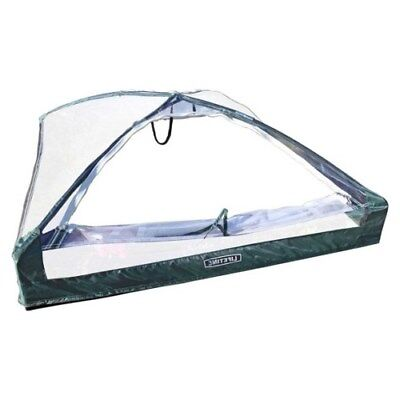 New Lifetime Garden Frost Cover 60078 Raised Start Tent Bed Enclosure Vegetables ()