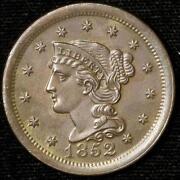 1852 Penny