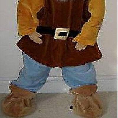 Happy Dwarf Halloween Costume (New! DISNEY STORE Snow White HAPPY Dwarf Fancy Dress Kids Halloween COSTUME)