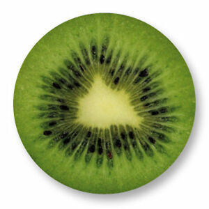 magnet aimant frigo 38mm photo fruit kiwi arbre fruitier vitamine c flore ebay. Black Bedroom Furniture Sets. Home Design Ideas