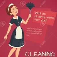 URGENT: Housekeeper Wanted - Mafer Cleanig Services