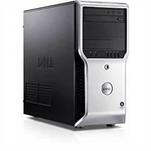 Dell Precision T1500 Tower Desktop PC, Quad Core i7 & 90 Day Wty