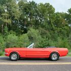 Mustang Convertible 1966 Cars and Trucks