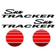 Sun Tracker Pontoon