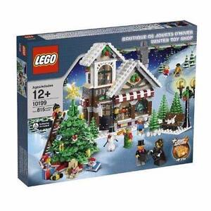 Brand New Lego 10199 Winter Village Toy Shop Hornsby Hornsby Area Preview