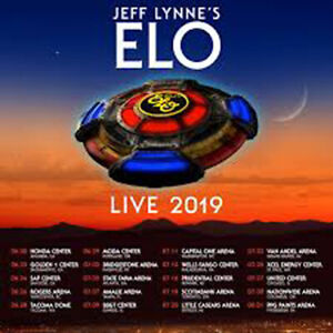 Jeff Lynne's ELO Thursday July 18th 8:00pm Scotiabank Arena