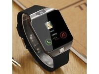 New-Bluetooth-Smart-Watch-DZ09-Wrist-Phone-Camera-SIM-Slot-For-All-Smart-Phone include I PHONE