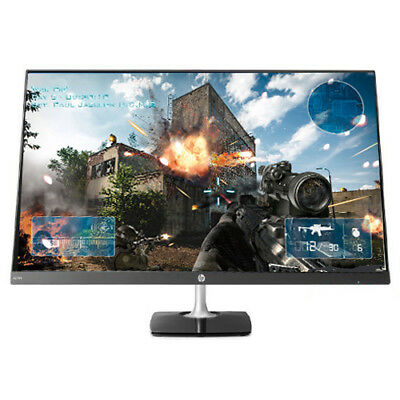 "HP N270h 27"" Edge to Edge Full HD Gaming Monitor - 1000:1 -"