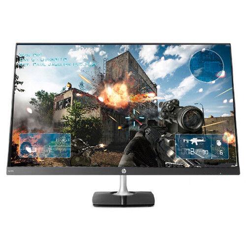 """HP N270h 27"""" Edge to Edge Full HD Gaming Monitor-  1000:1 - 16:9"""