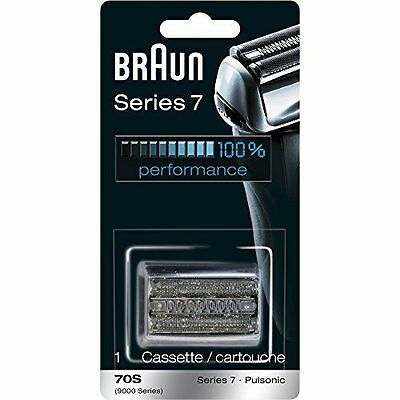 Lot of 12 - Braun Pulsonic Series 7 70S Foil Head Shaver Head Replacement
