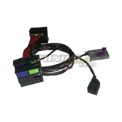 Adapter Cable Loom Audi Ami Media Interface for Navigation plus / Rns-E Rnse