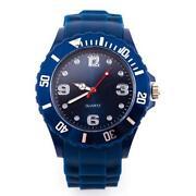 Armbanduhr Bunt