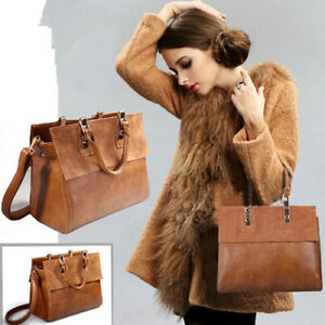 NEW-Women-PU-Handbag-Shoulder-Bag-Messenger-Hobo-Satchel-Tote-Crossbody-XMAS-Bag