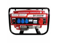 Professional Generator SK8500W for sale