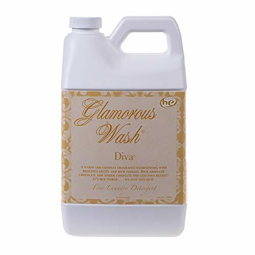 Tyler Candles Liquid Clothes Detergent for Delicate Items - Diva Fragrance 1892g