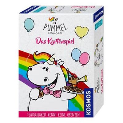 Pummel Einhorn - Das Kartenspiel  Spiel Kosmos Pummeleinhorn