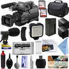 Sony 2-9x Video Cameras