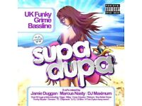 SUPADUPA music cd - VGC