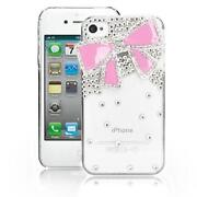 Pink Bow iPhone 4 Case
