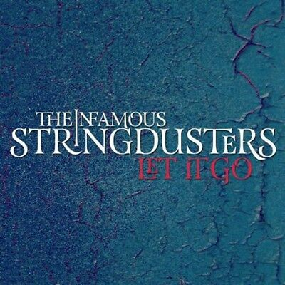Infamous Stringdusters   Let It Go  New Cd