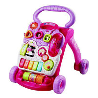 Vtech - Sit-to-Stand Learning Walker - Pink - English Edition Wa