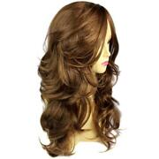 Long Brown Wig UK