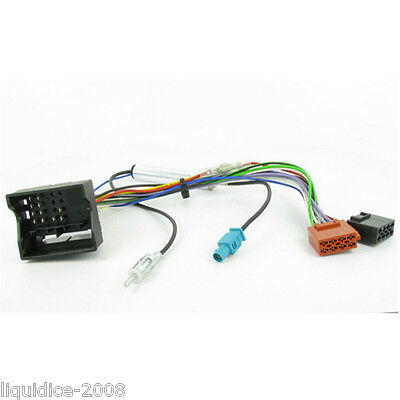 CITROEN C2 2005 ONWARDS ISO LEAD WIRING LOOM ADAPTOR HARNESS RADIO CT20CT03