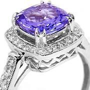 Antique Tanzanite Ring